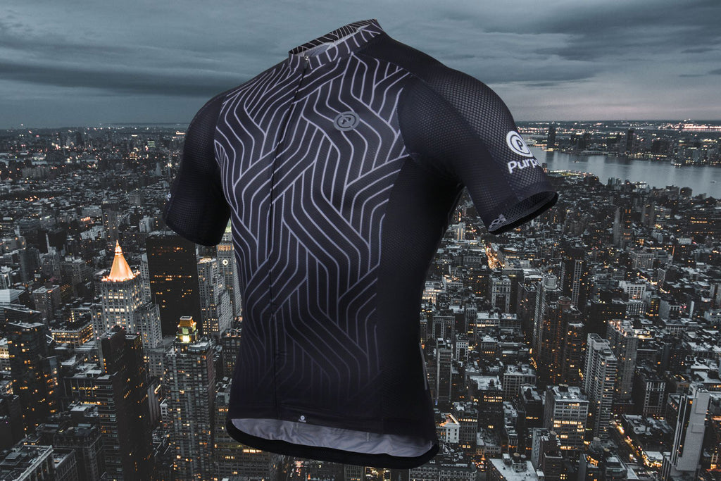 Purpose Team Elite Lightweight Cycling Jersey (Weave)