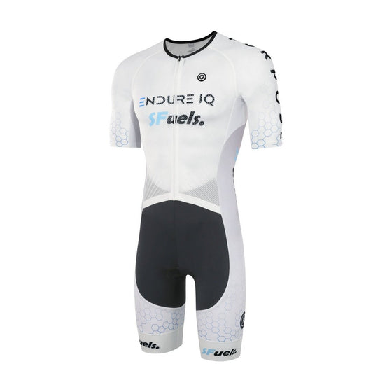 PRO Performance Tri Suit (EndureIQ Edition White)