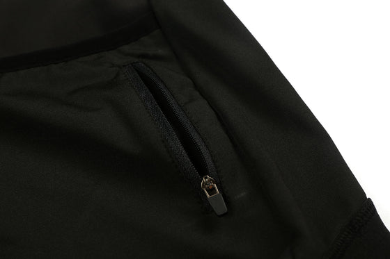 Winter Cycling Jacket (Midnight Black)