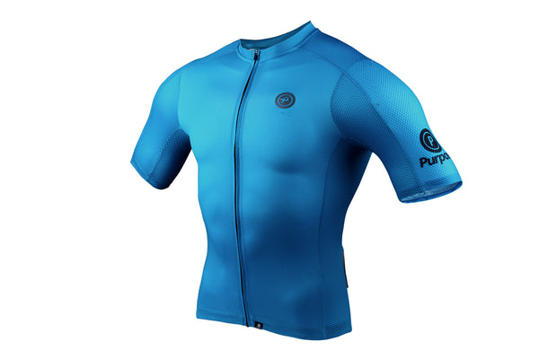 Purpose Team Cycling Jersey (Teal)