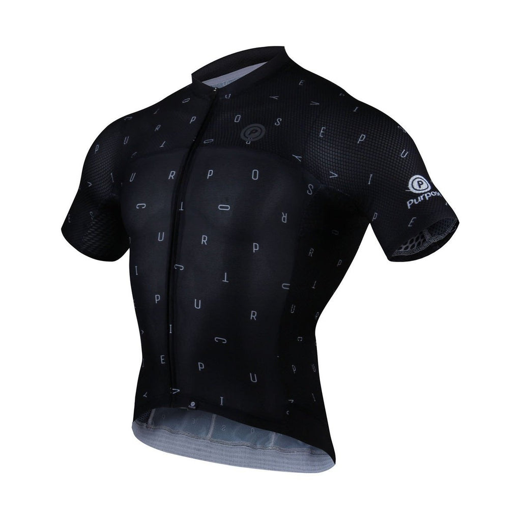 Purpose Victory Cycling Jersey (Letters)