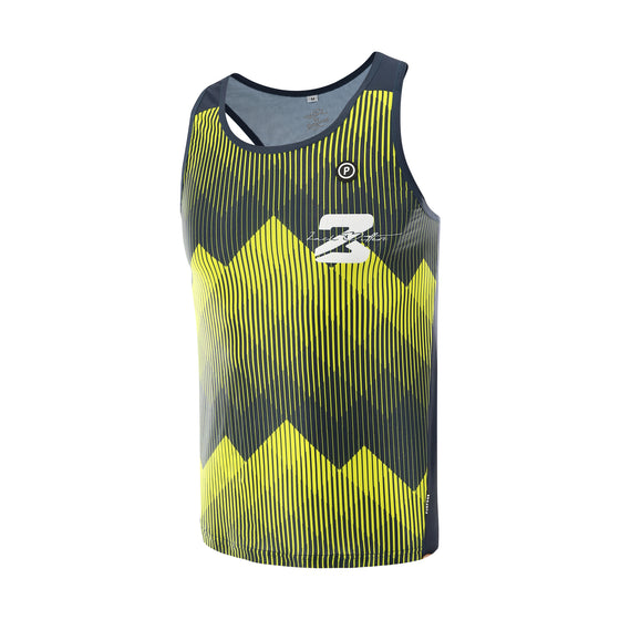 Zach Bitter Signature Series ELITE Racing Running Singlet (Mountain)