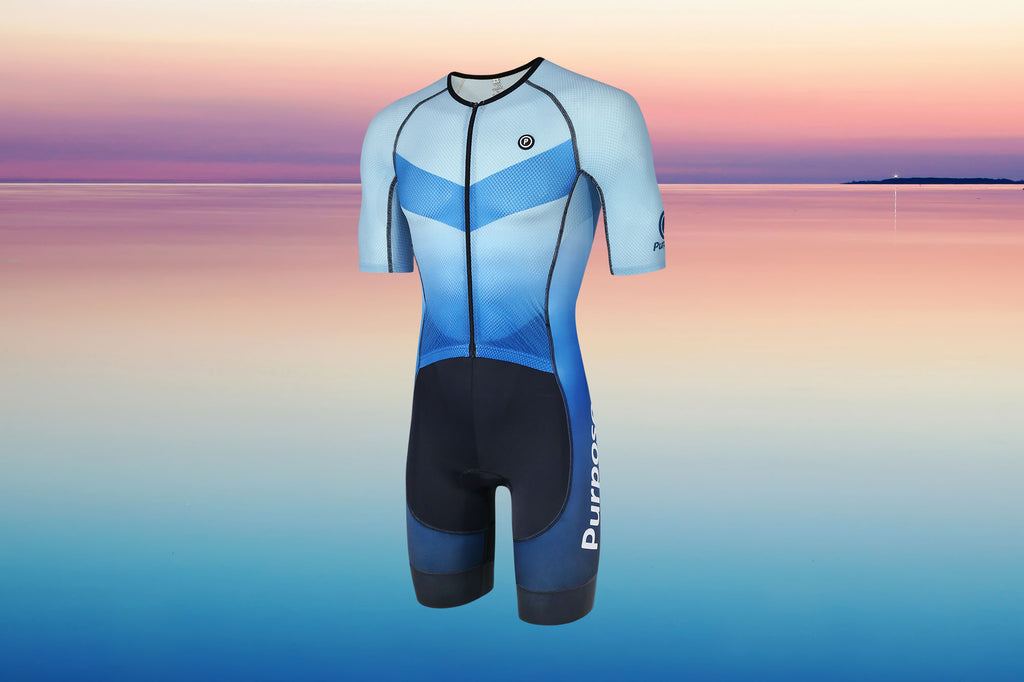 Purpose Flow Series PRO Tri Suit (TRANSCEND)