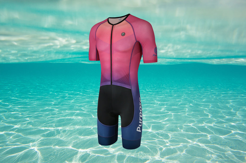 Purpose Flow Series PRO Tri Suit (MIRAGE)