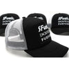 SFuels Endure IQ Purpose Ambassador Racing Team Running Trucker Cap