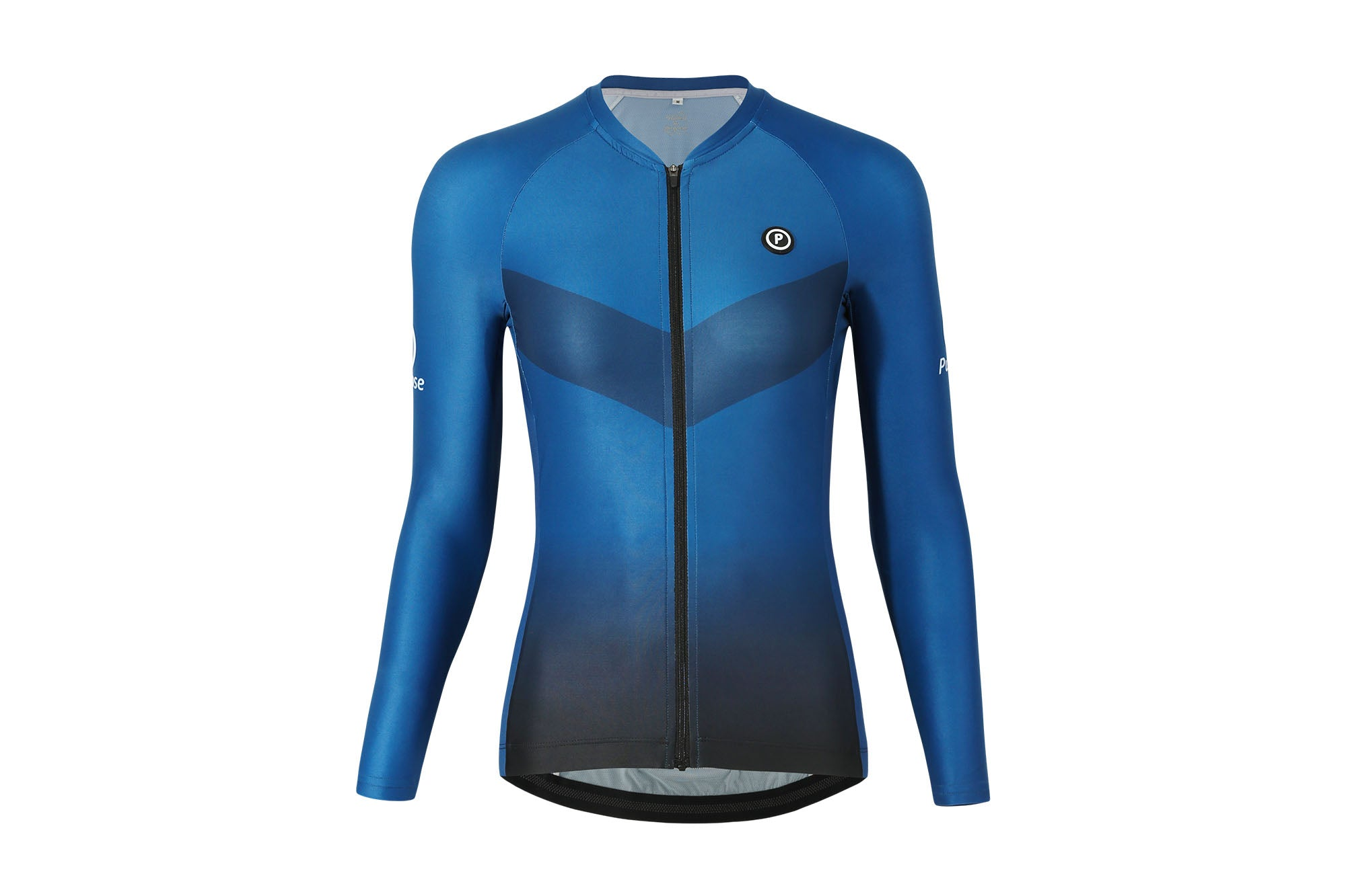 Purpose Long Sleeve Cycling Jersey (TRANSCEND)