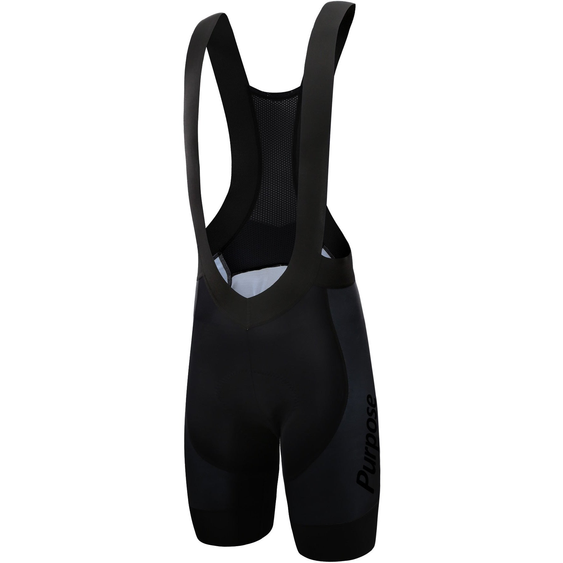 Elite Core Long Range Cycling Bibshorts (Stealth)