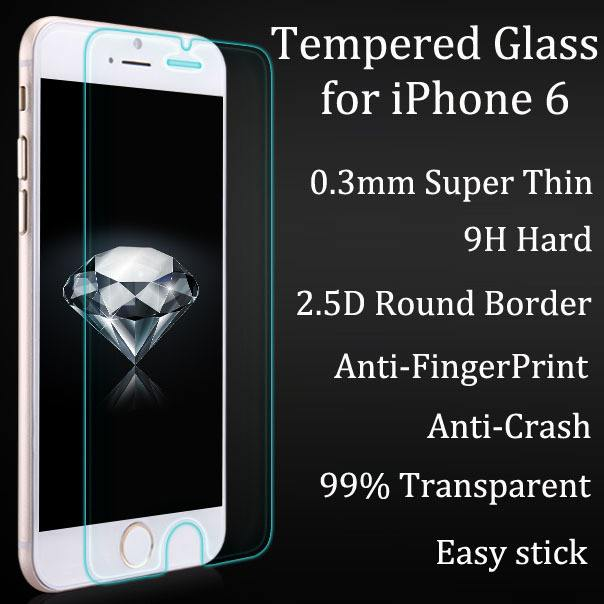 Tempered Glass for iPhone - WorldWideCases