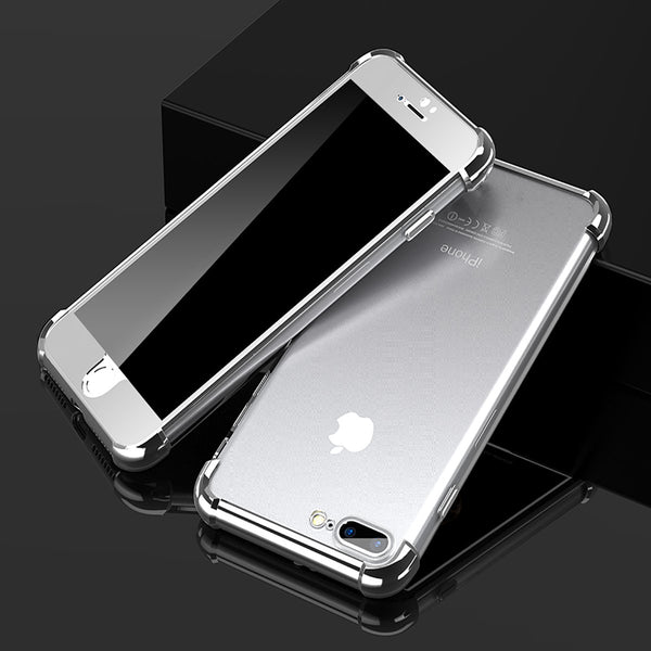 Minali® Luxury Metal Samsung Galaxy S6 / S6 Edge / S6 Edge Plus