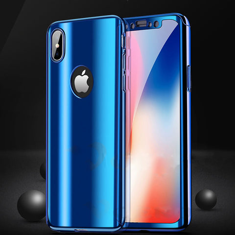 WWC® Crystal 360° for iPhone X