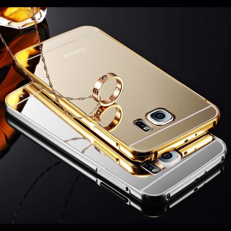 Minali® Luxury Metal Samsung Galaxy S7 / S7 Edge - WorldWideCases