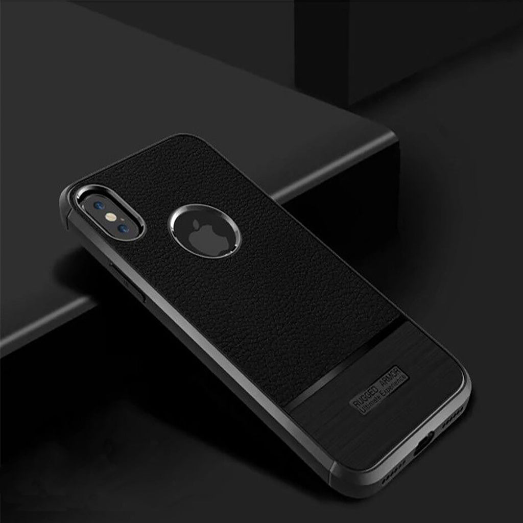 WWC® Luxury Quattro for iPhone X