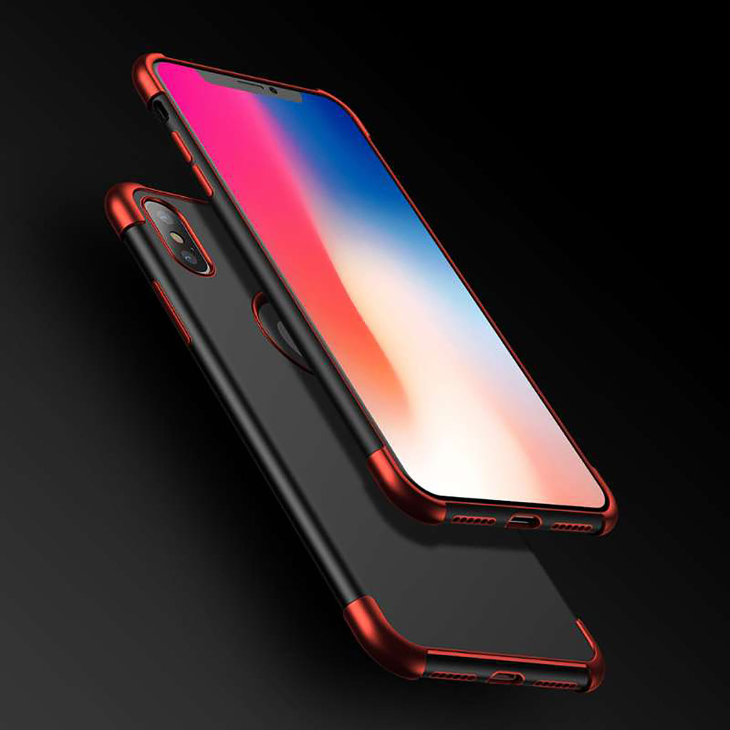 WWC® Nitro Hybrid Case for iPhone X