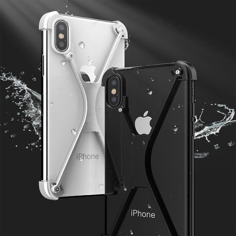 WWC® Shell X Bumper for iPhone X