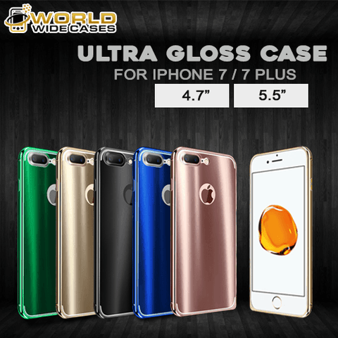 WWC® Ultra Gloss Case for iPhone - WorldWideCases