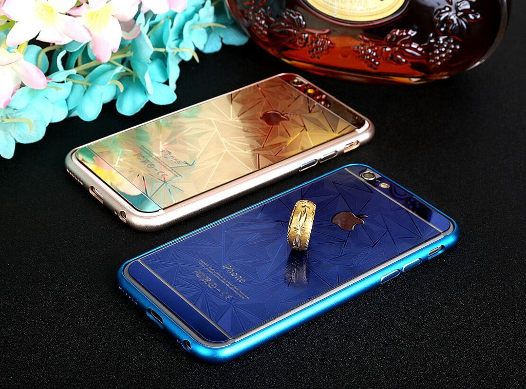 Minali® Luxury Diamond Case for iPhone