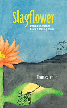 Slagflower: poems unearthed from a mining town