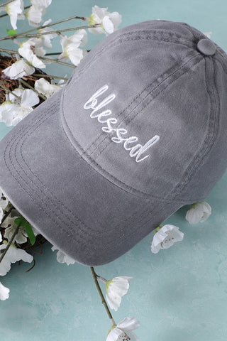 Be Kind/Blessed Cap