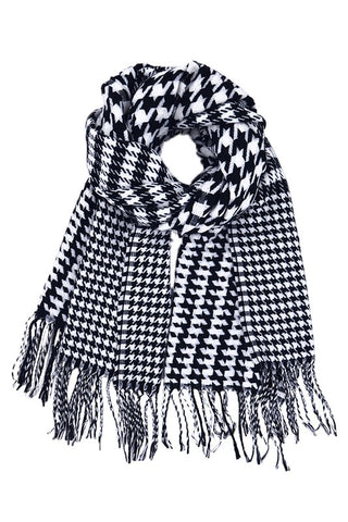 Multi Patterned Scarf