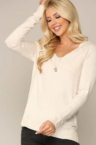 Fine Knit Sweater