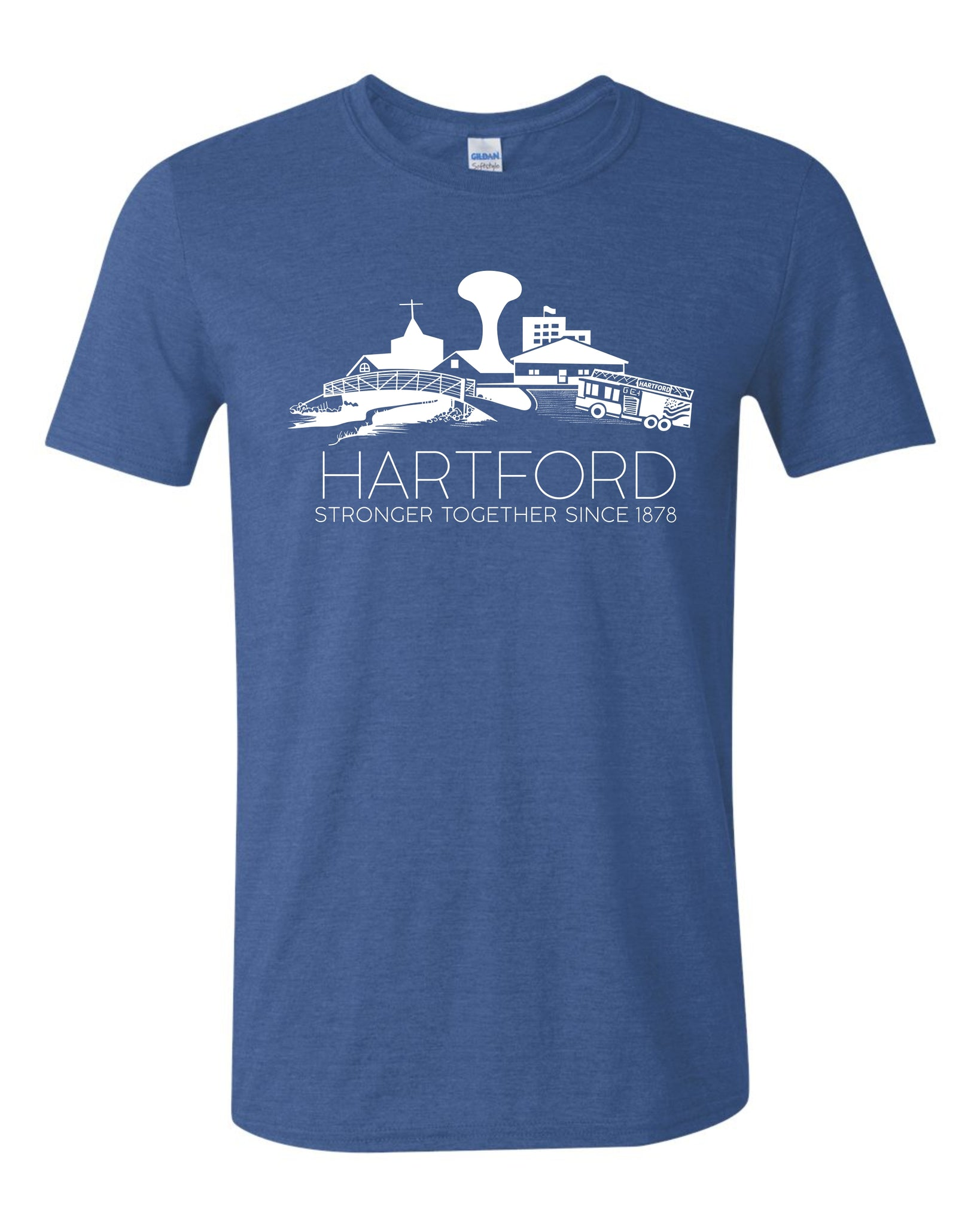 Stronger Together Hartford Tee (Curvy)