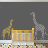 Modern Shapes Giraffe - Dana Decals - 1