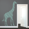 Modern Shapes Giraffe - Dana Decals - 2