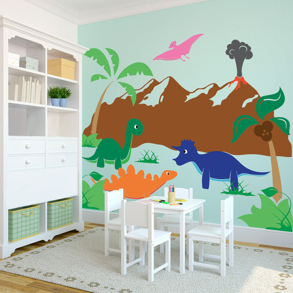 Happy Dinosaur Collection - Dana Decals