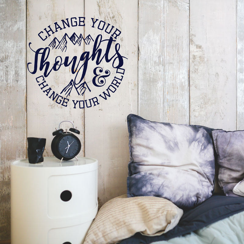 Change Your World - Dana Decals - 1