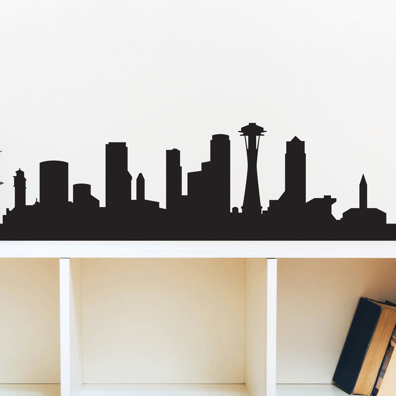Seattle Skyline - Dana Decals