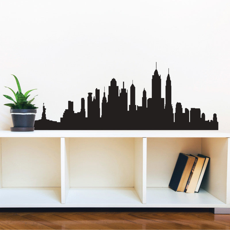 New York Skyline - Dana Decals - 1