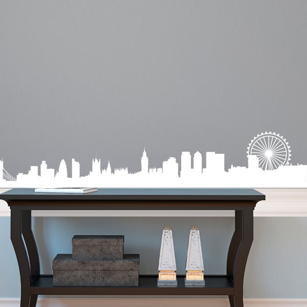 London Skyline Silhouette - Dana Decals - 1