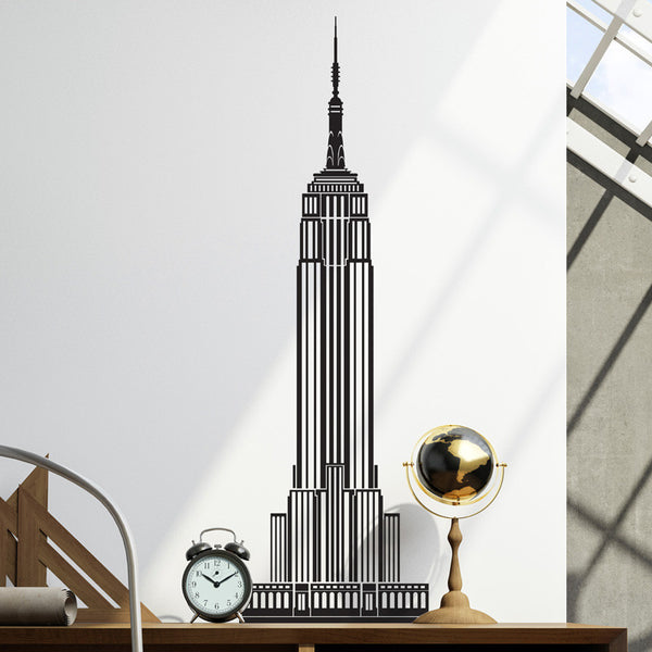 Empire State Building - Dana Decals