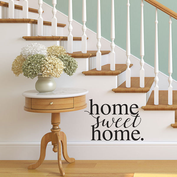 Home Sweet Home - Dana Decals