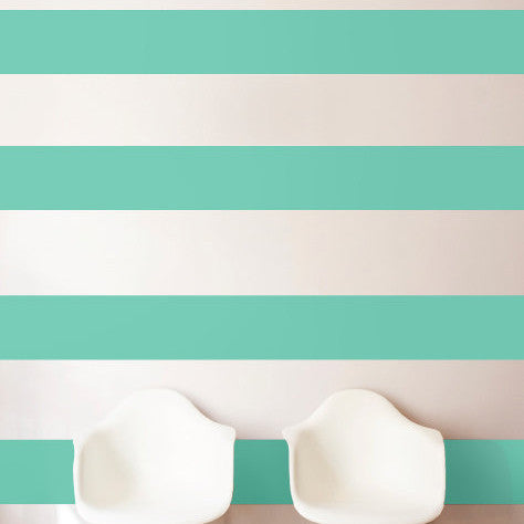Wall Stripes Decor - Dana Decals - 1
