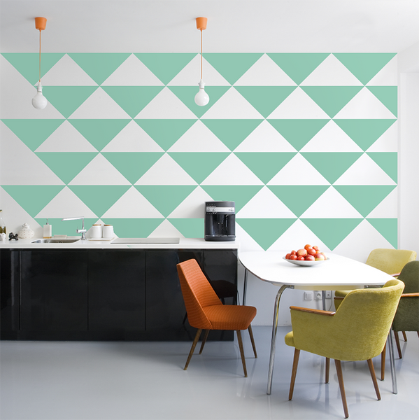 Triangle Pattern - Dana Decals