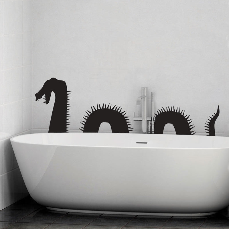 Loch Ness Monster - Dana Decals