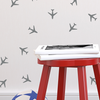 Tiny Airplanes Pattern - Dana Decals - 1