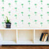 Tiny Palm Trees Pattern - Dana Decals - 2