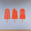 Popsicles Decal - Dana Decals - 2
