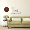 Time Spent with Family Quote - Dana Decals - 2
