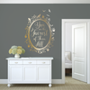 Snow White Fairest of Them All Quote in Woodland Mirror - Dana Decals - 4
