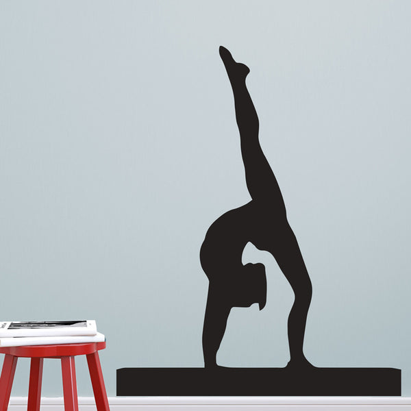 Gymnast Walkover Hand-stand - Dana Decals