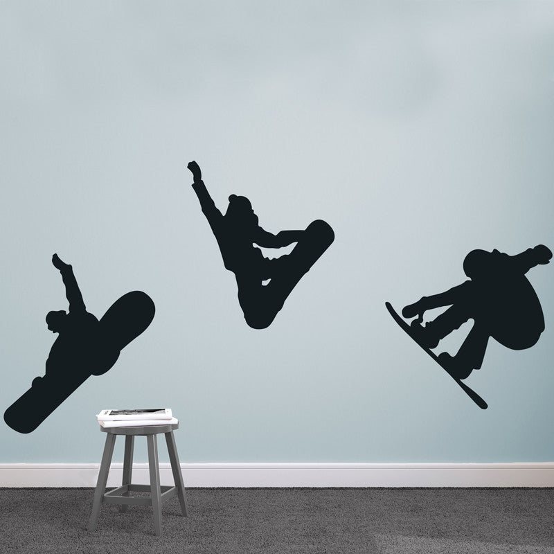 Snowboarders - Dana Decals - 1