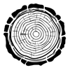 Tree Trunk Rings - Dana Decals - 4