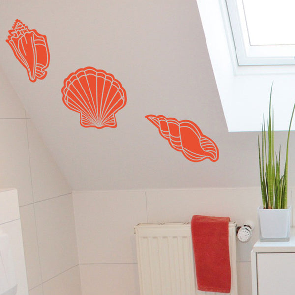 Seashells - Dana Decals - 1