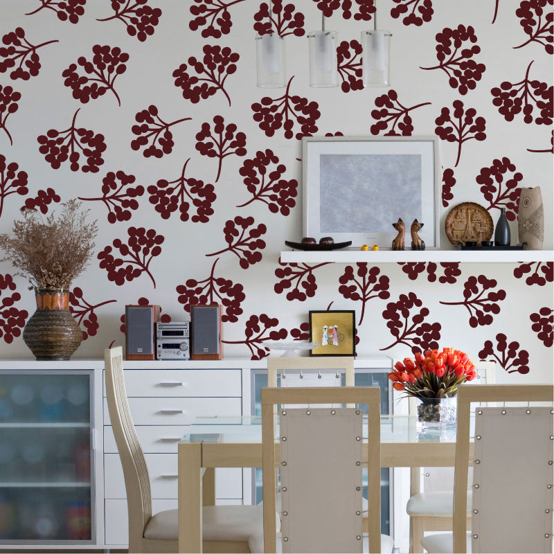 Large Berry Pattern - Dana Decals