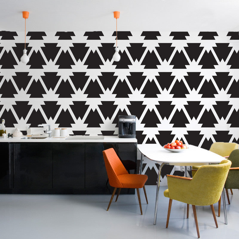 Geometric Shape Pattern - Dana Decals