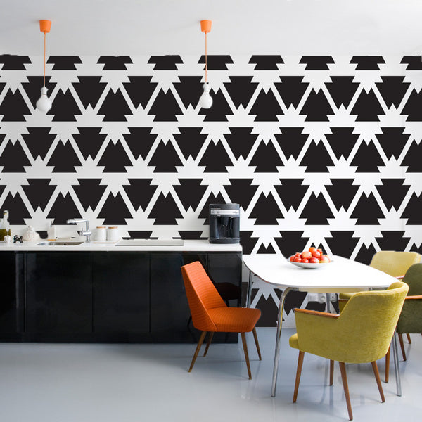 Geometric Shape Pattern - Dana Decals - 1