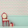 Candy Canes and Peppermint Pattern - Dana Decals